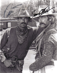Two for the price of one - Tom Selleck and Sam Elliott