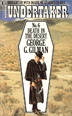 Death in the Desert by George G Gilman