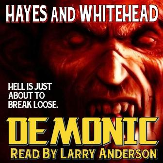 Demonic by Steve Hayes and David Whitehead