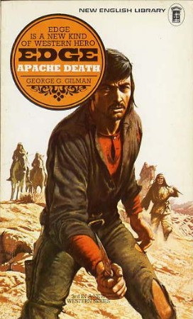 Apache Death by George G Gilman