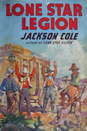 Lone Star Legion by Jackson Cole