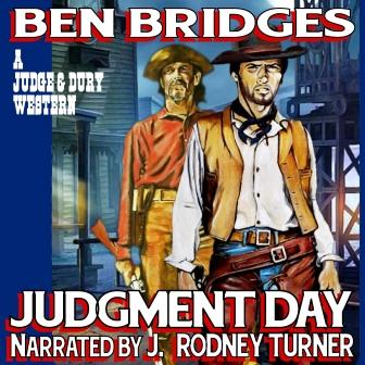 Judgment Day Audio Edition by Ben Bridges