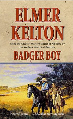 Badger Boy by Elmer Kelton