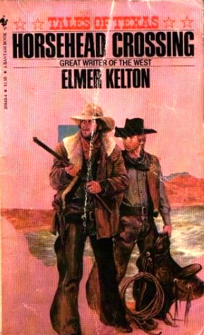Horsehead Crossing by Elmer Kelton