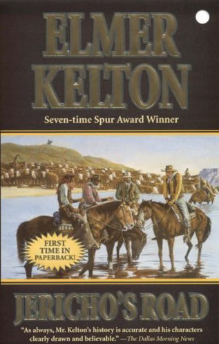 Jericho's Road by Elmer Kelton