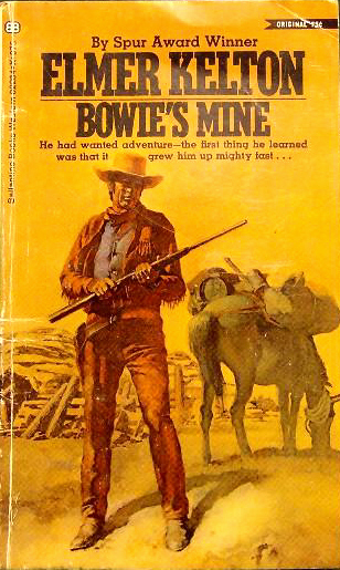 Bowie's Mine by Elmer Kelton