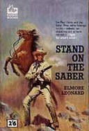 Last Stand at Sabre River by Elmore Leonard