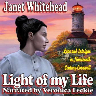 Light of My Life Audio Edition by Janet Whitehead
