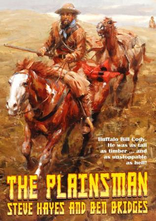 The Plainsman by Steve Hayes and Ben Bridges