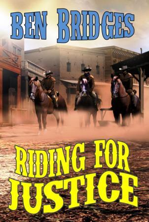 Riding for Justice by Ben Bridges