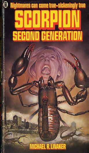 Scorpion II -- Second Generation by Michael R Linaker