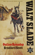 Outlaw Roundup by Bradford Scott