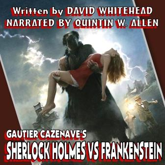 Sherlock Holmes vs Frankenstein Edition by David Whitehead
