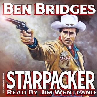 Starpacker Audio Edition by Ben Bridges