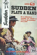Sudden Plays a Lone Hand by Oliver Strange