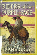Riders of the Purple Sage (1912) by Zane Grey