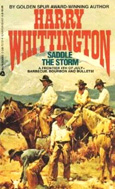 Saddle the Storm by Harry Whittington