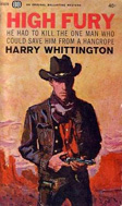 High Fury by Harry Whittington